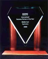 ACCPAC - International Business Partner of the Year 2000