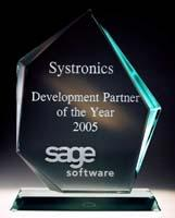 Sage ACCPAC - Development Partner of the Year 2005